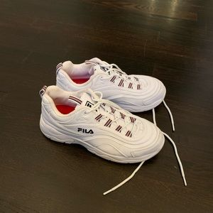 Chunky FILA Womens Sneakers 7.5